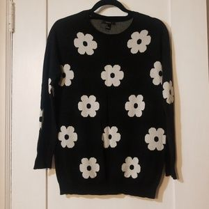 Daisy Forever 21 Sweater